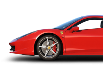 Race Training на Ferrari 458